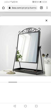 Karmsund Espelho para toucador Ikea