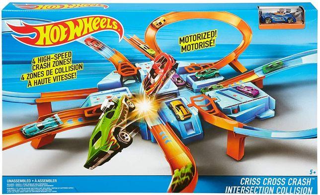 Hot wheels Criss Cross Crash