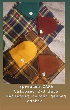Czapka chusta ZARA NEXT H&M
