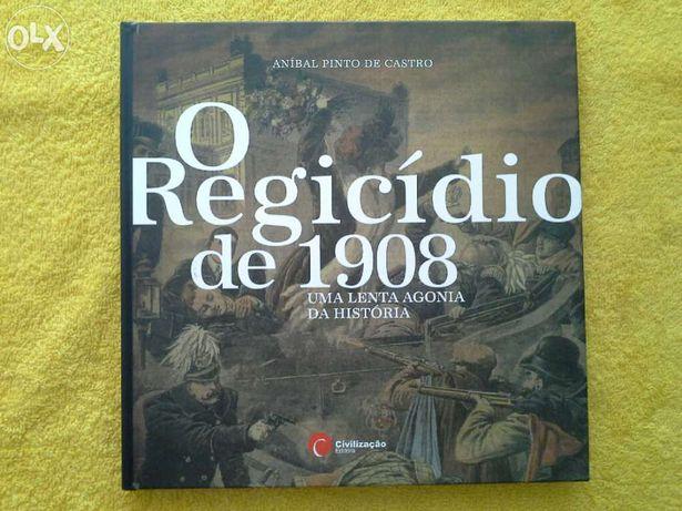 O Regicídio de 1908 (livro)