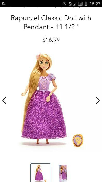 Кукла Рапунцель! Disney! Оригинал! США Донецк - изображение 1