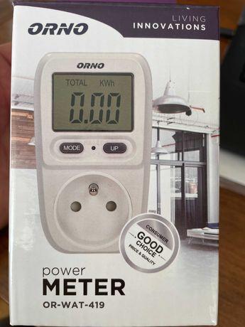 Urządzenie do analizowania zużycia energii ORNO/power METER OR-WAT-419