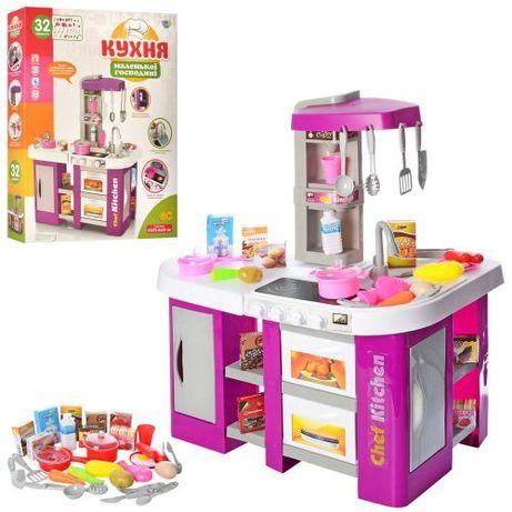 Кухня детская, дитяча 922-47, вода, свет, звук, холодильник!!!