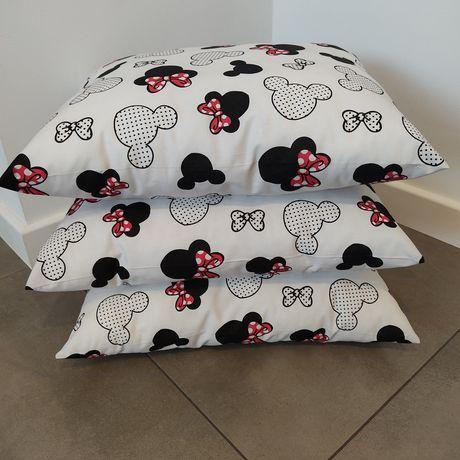 Zestaw poduszk 40*40 dla dziewczynki 4 sztuki