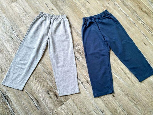 Spodnie dresowe 110 nowe