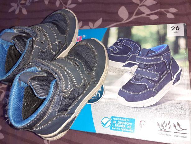 Buty chłopięce nr 26