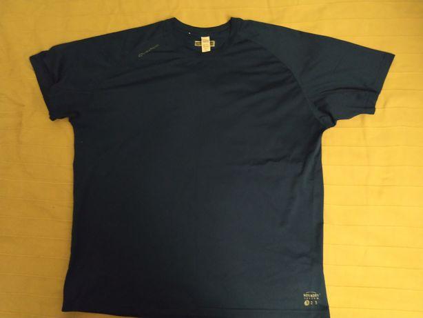 Koszulka funkcyjna Decathlon novadry kalesony z jedwabiem xxl