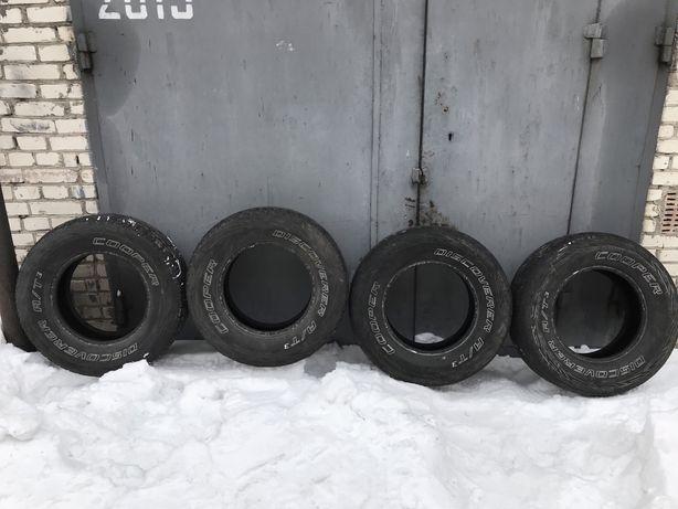 255/70/16 Шины Cooper Discovery A/T 3 колеса комплект резина