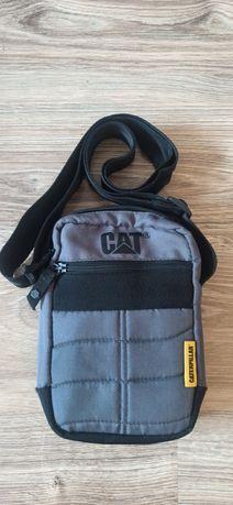 Saszetka nerka CAT Caterpillar tablet torebka listonoszka