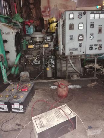 Agregat prądotwórczy 30 kw