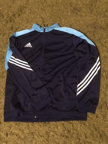 Adidas original navy blue олимпийка Адидас ветровка оригинал спорт