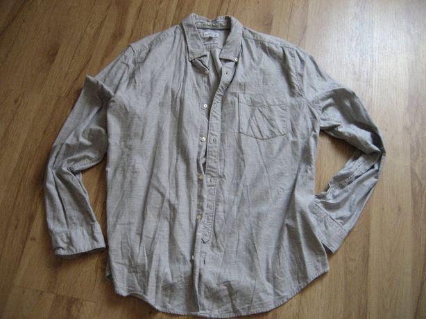 next - koszula z cienkiej flaneli XL jak nowa