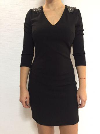 Черное платье Mango S/M