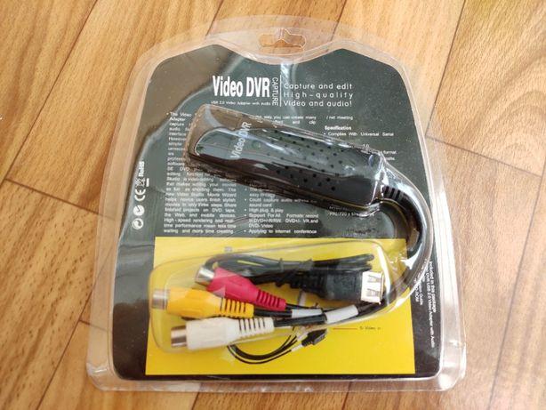 Карта видеозахвата DVR USB EasyCap. Практически НОВАЯ