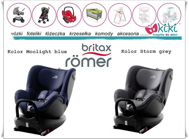 Britax Romer Dualfix2 R fotelik samochodowy 0-18 kg do 4 lat kolory