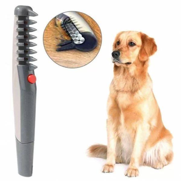 Расческа для шерсти Кnot out electric pet grooming comb WN-34 Кривой Рог - изображение 1