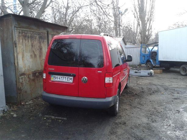 Продам VW Caddy 1.9 tdi