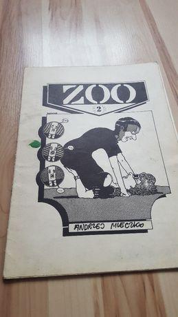 ZOO andrzej Mleczko numer katalogowy 195/84, rok 1984