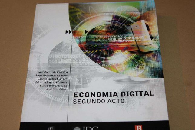 Economia Digital 2º acto de José Crespo de Carvalho