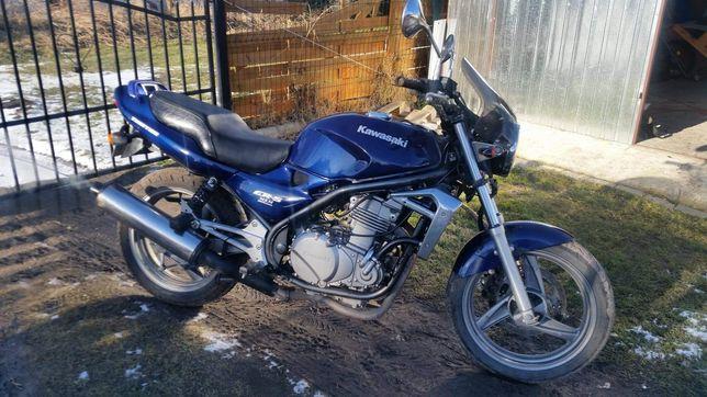 Kawasaki er5 500 98r