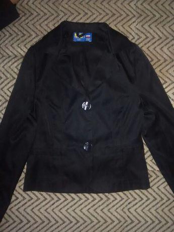 Школьный пиджак на девочку р.128
