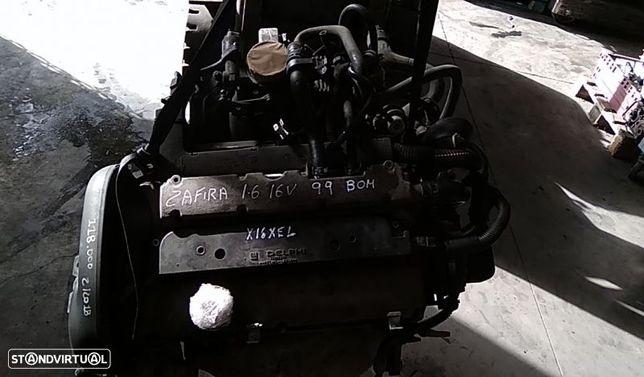 Motor Completo Opel Zafira A Veículo Multiuso (T98)