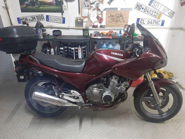 Yamaha xj 600 bdb stan!!!