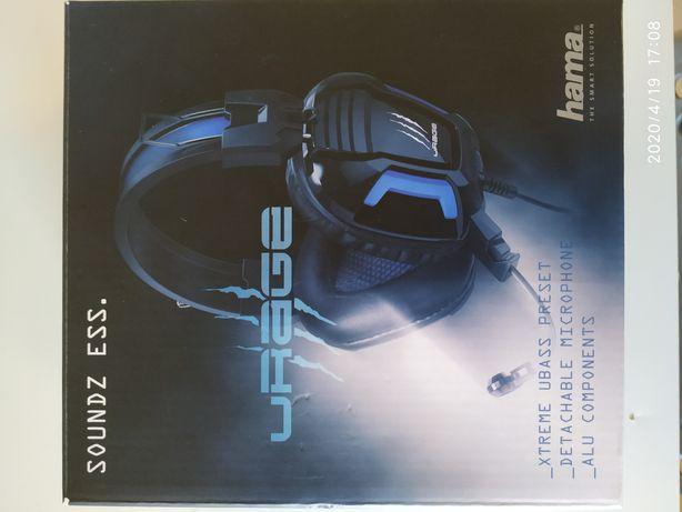 Hama Urage Soundz ESS słuchawki gamingowe