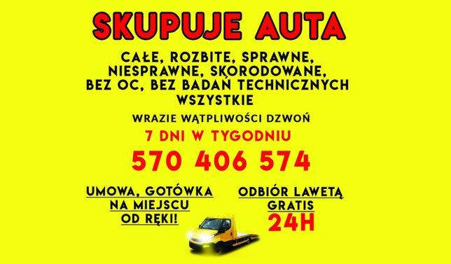 Skup Aut Auto Skup Śląsk Chorzów Siemianowice Bytom Złomowanie Laweta