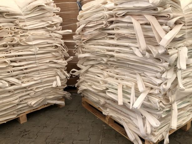 Importer opakówań BIG BAG worki bigbagi bigbegi 97x97x64 cm