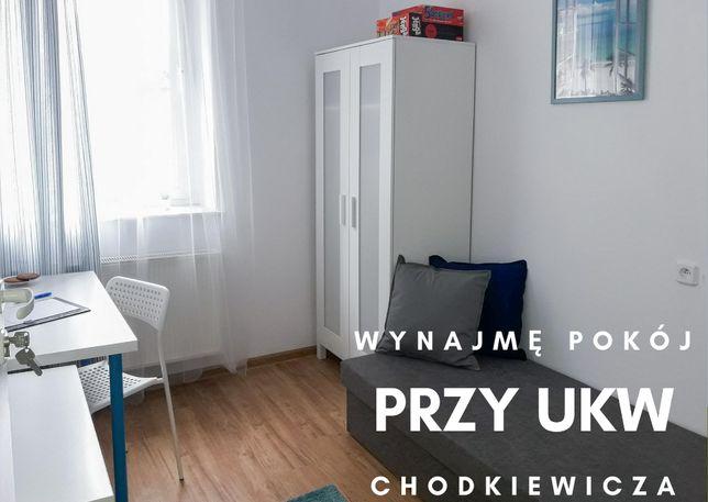 Pokój przy UKW - ul. Chodkiewicza