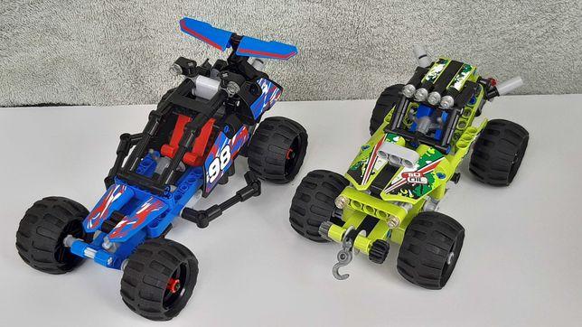 Конструктор Lego Technic 42010 и 42027. Оригинал