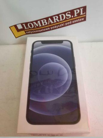 telefon iPhone 12 mini Black 256GB NOWY