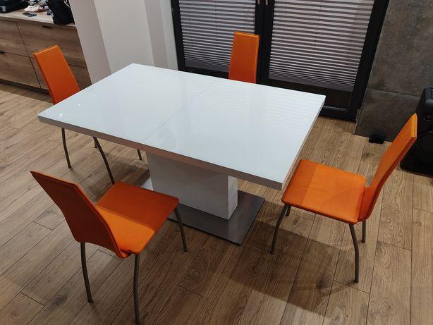 Krzesła z ekoskóry