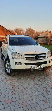 Mercedes GL500 5.5л
