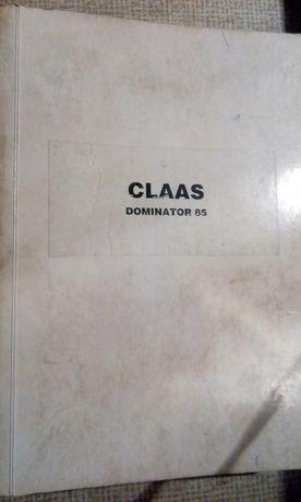 Katalog dominator claas 85
