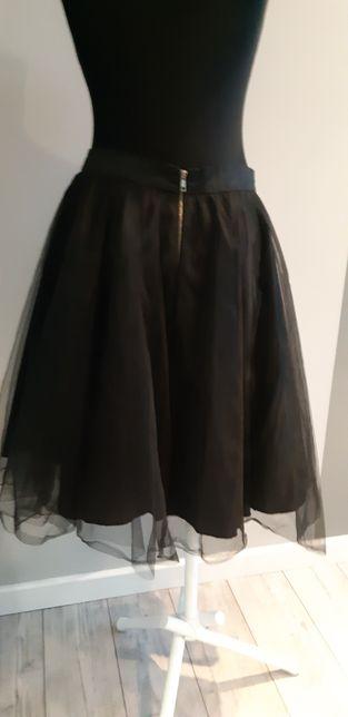 Spódnica tiul tiulowa