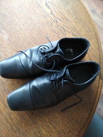 buty na komunię chłopiec