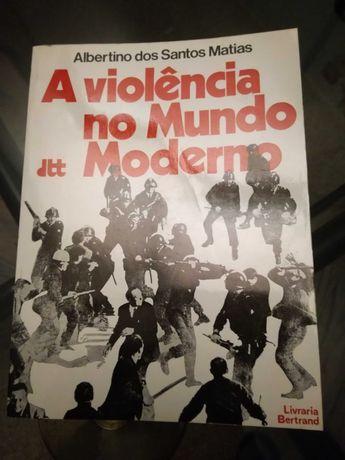 Livro A violência no mundo moderno