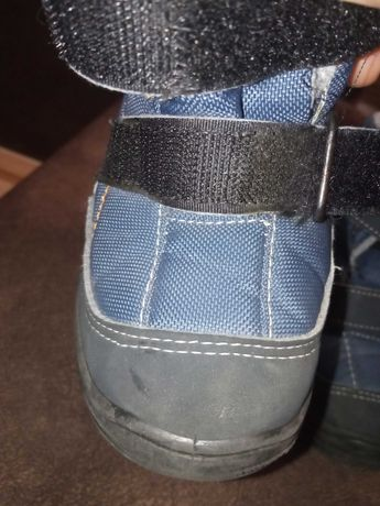 термо ботинки детские