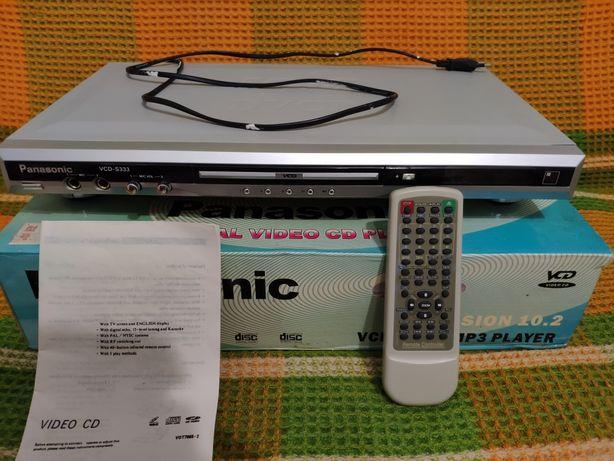 Panasonic VCD проигрователь