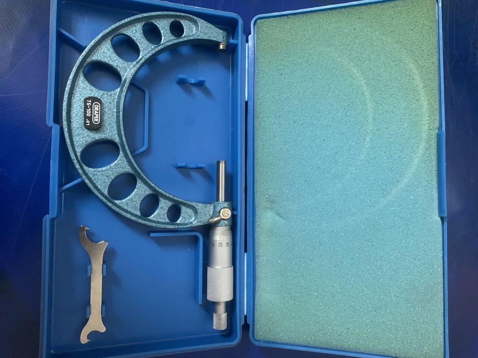 Микрометр Draper 75-100 mm Сумы - изображение 1