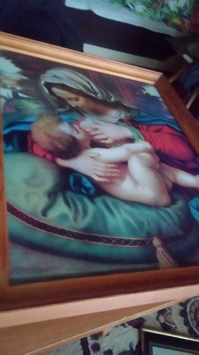 Obraz Matki boskiej karmiącej Tczew - image 1