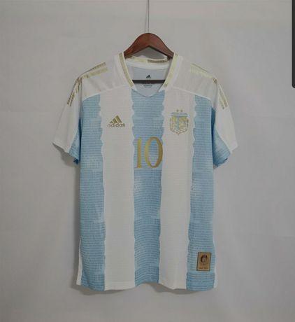 Camisola Argentina Homenagem Maradona