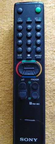 Pilot TV Sony RM-883