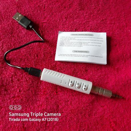 Transmissor de bluetooth de ultima geração