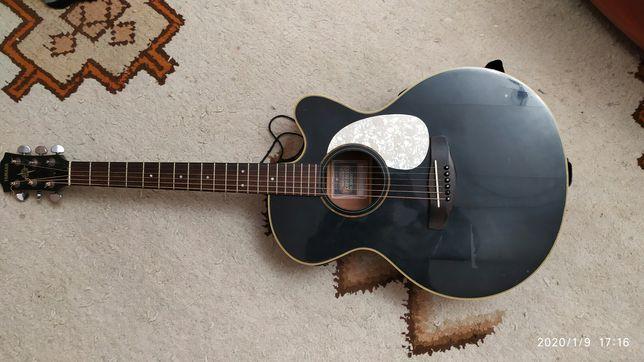 Електроакустична гітара