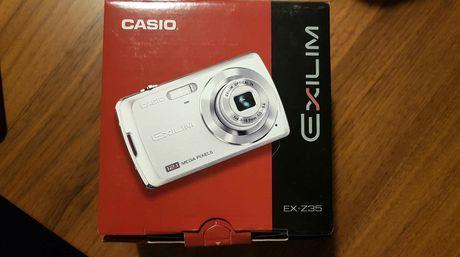 Máquina fotográfica Casio Exilim EX-Z35