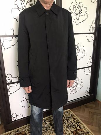 Плащ-пальто с утеплением итальянское