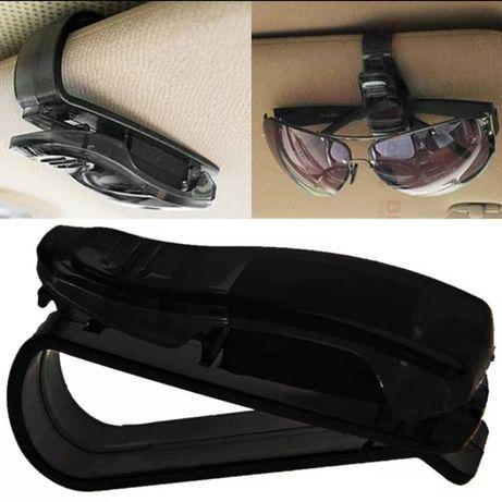 Suporte clip para óculos/máscara
